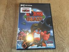 Worms Blast Limited Edition includes Worms Pinball PC Video Game