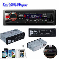 Car Audio Stereo In Dash AM FM Aux Input Receiver W/ SD USB MP3 Radio Player ina