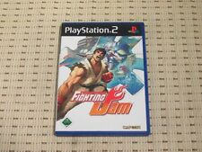 Capcom Fighting Jam para PlayStation 2 ps2 PS 2 * embalaje original *