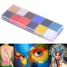 Pro DIY Face Body Paint Oil Painting Art Makeup Fancy Party Halloween Beauty Hot