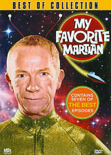Best of My Favorite Martian, New DVDs