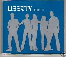 (E773) Liberty, Doin' It - DJ CD