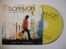DONAVON : FRANKENREITER : MOVE BY YOURSELF ♦ CD SINGLE PORT GRATUIT ♦