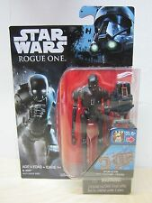 """BRAND NEW STAR WARS ROGUE ONE 2016 3.75"""" K-2SO DROID ACTION FIGURE MOC"""
