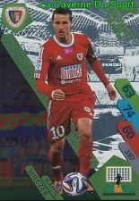 243 WILCZEK POLAND PIAST GLIWICE CARPI.FC CARD ADRENALYN EKSTRAKLASA 2015 PANINI