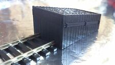 * Pre-assembled Track and Buffer Stop 200BS x 1 piece approx 169 mm  00 Scale