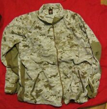 NEW USMC DESERT MARPAT POLARTEC FLEECE WINDPRO JACKET EXTRA LARGE