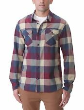 Vans Box Men's Woven Flannel Shirt  X SMALL to fit chest size 34-36""