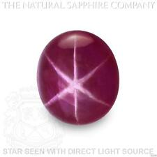 Natural Untreated Star Ruby, 3.88ct. (S2268)