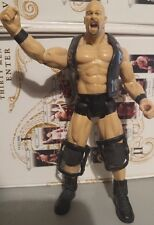 Stone Cold Steve Austin WWE WWF Jakks Pacific Wrestling Figur  2004 Jacke Knie