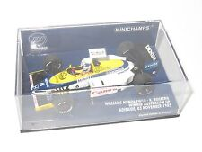 1/43 Williams Honda FW10  Winner Australian GP 1985  Keke Rosberg