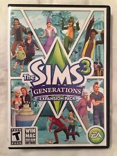 The Sims 3: Generations (Apple, 2011)