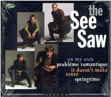 THE SEESAW - ON MY OWN ( EP, digipak)