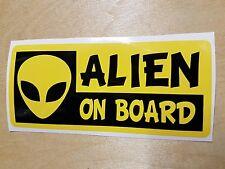 Alien car Volkswagen Sticker vW Bug golf polo T4 T5 t25 t3 Bay Split Bus