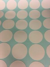 "100ct 2"" Peel And Stick Polka Dot Circle Wall Decal Vinyl Sticker Confetti"