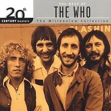 20th Century Masters - The Millennium Collection: The Best of The Who by The...