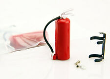 1/10 Scale Fire Extinguisher Red 48mm with Metal mount for RC Crawler Econ Ship