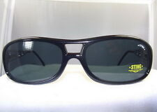 NEW VINTAGE BLACK STING SUNGLASS MODEL 6066