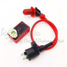 GY6 50 125cc 150cc Engine Racing Ignition Coil CDI Box Moped Scooter ATV Go Kart