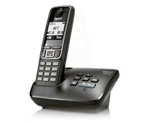 Siemens Gigaset A420 A420A Cordless Phone with Answering Machine Black