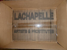 David LaChapelle-Artists & Prostitutes-New in Box-Never Opened -Edition #-1661