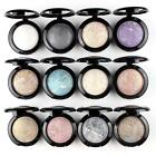 NEW Eye Shadow Powder Palette Cosmetic Makeup Metallic Shimmer Matte Eyeshadow Q