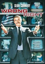 WRONG IS RIGHT  Region Free DVD - Sealed