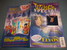 Witch SPECIAL *** COMIC *** Numero speciale *** n. 1 + GIOCATTOLO ***!!! ***