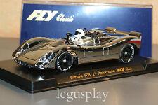 Slot car SCX Scalextric Fly S12 Porsche 908 Cromo 1º Aniversario Fly Classic