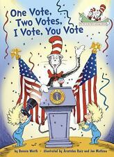 Cat in the Hat's Learning Library: One Vote, Two Votes, I Vote (FREE 2DAY SHIP)