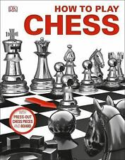 How to Play Chess by Dorling Kindersley Publishing Staff (2016, Hardcover)
