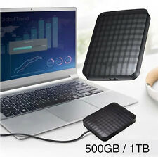 New USB3.0 500GB External Hard Drive Storage Portable Mobile Hard Disk