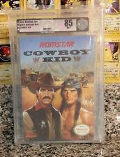 Cowboy Kid Brand New Factory Sealed Nintendo NES VGA 85