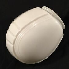 Vintage Art Deco Glass Light Shade Globe Wall Sconce Hall Bathroom PRIORITY MAIL