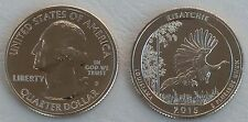 USA Quarter America the Beautiful - Kisatchie National Forest S 2015 unz.