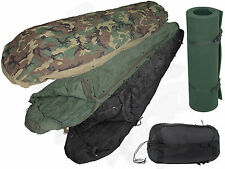 MSS Modular Sleeping Bag System Army Issue with Free Sleeping Pad VGC
