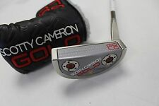 Titleist Scotty Cameron GoLo 3 33'' Putter Steel Mallet GOLO #3 Used RH w/HC