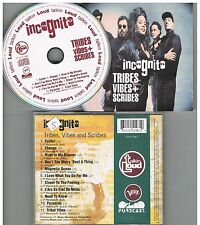 Incognito ‎– Tribes Vibes + Scribes CD 1992