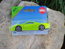 SIKU 0875 STORM voiture de sport GT Neuf boite blister scellé
