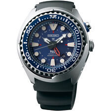 AUTHORIZED DEALER Seiko SUN065 Special Edition Padi Kinetic GMT Diver Watch