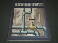 1940 MARCH FORTUNE MAGAZINE - GREAT COVER & ADS - F 100