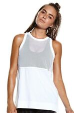 BNWT Adidas Stella McCartney Mesh Singlet Tank Running Top Swim