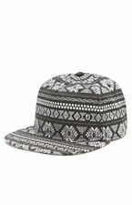 Vans Off The Wall Idylwild Acadia Mens Soft Crown Camper Snapback Hat New NWT