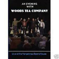 An Evening With the Woods Tea Company Live at Vergennes Opera House DVD New