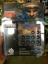 Zboard Starcraft II Gaming Keyboard Iner Seelseries Keyset Ideazon 68035