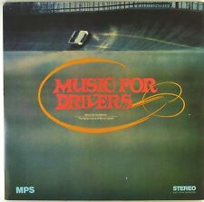 "12"" LP-Berry Lipman-Music for drivers-c561-rar-washed & cleaned"