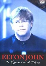 John, Elton To Russia with Elton DVD NEU OVP Sealed