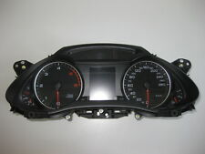 Audi a4 8k TDI diesel fis AMF High velocímetro cluster combi instrumento 8k0920930c t74