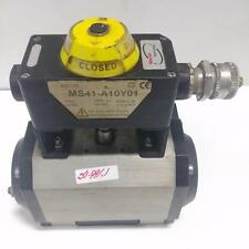 MAX AIR PNEUMATIC VALVE ACTUATOR OPERATOR MS41-A10Y01
