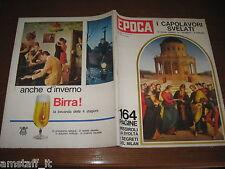 RIVISTA EPOCA 1963/687=DELIA SCALA=GERARD PHILIPE=